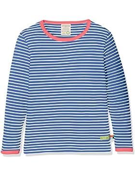 loud + proud Mädchen Langarmshirts Shirt Geschm, Ringel