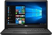Dell Inspiron i3583-5763BLK-PUS 15.6 inches LED Laptop (Black) - Intel i5-8265U 1.6 GHz, 8 GB RAM, 256 GB SSD, Windows 10 Ho