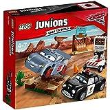 """LEGO - 10742 - Juniors - Jeu de Construction - La piste d'entraînement de la """"Butte à Willy"""""""