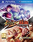 The long awaited dream match-up between the two leaders in the fighting genre can now be played at home. AND on the go! Street Fighter X Tekken on the PlayStation Vita builds upon the action-packed console experience and delivers an expanded version ...