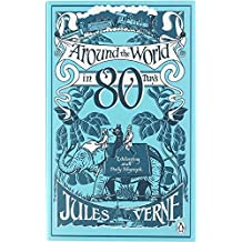 Around the World in Eighty Days (Red Classics)