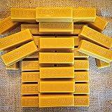32bloques de cera de abeja pura–cera de abeja100% pura y natural