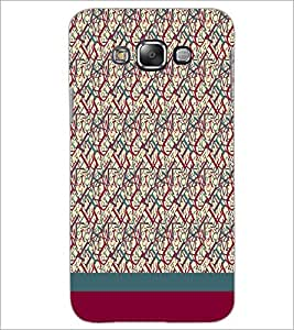 SAMSUNG GALAXY GRAND MAX PATTERN Designer Back Cover Case By PRINTSWAG