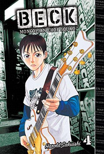 BECK Vol. 4 (comiXology Originals) por Harold Sakuishi