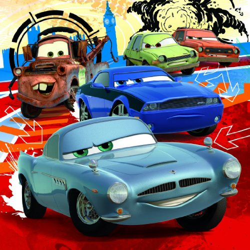 Image of Ravensburger Disney Cars (Pack of 3)