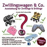 Zwillingswagen & Co.: Ausstattung für Zwillinge und Drillinge