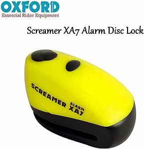 Oxford Screamer Xa7 Alarmscheibenschloss Auto