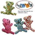 Toy Ropes for Dogs