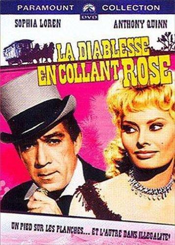 Bild von La diablesse en collant rose [FR Import]