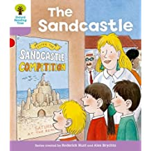 Oxford Reading Tree: Level 1+: More First Sentences B: Sandcastle