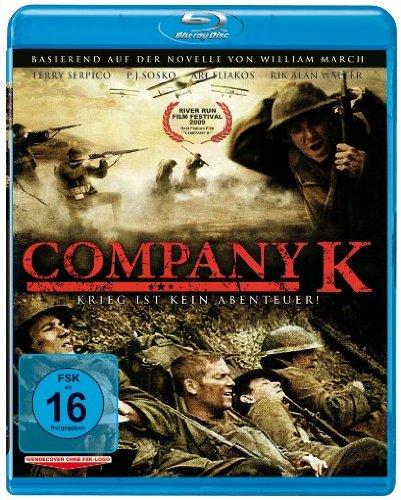 Bild von Company K - Krieg ist kein Abenteuer [Blu-ray]