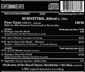 Schnittke-edition Vol. 18 1