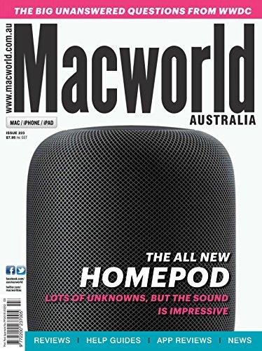 Macworld: Mac/iPhone/iPad (English Edition)