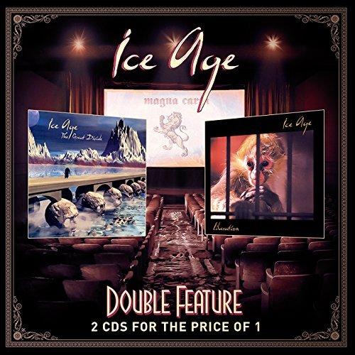 Ice Age: Double Feature by Ice Age (2015-08-03) gebraucht kaufen  Wird an jeden Ort in Deutschland