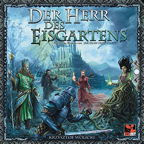 Der Herr des Eisgartens deutsche Version