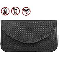 Keyless Go Schutz Autoschlüssel, MONOJOY Auto Signal Keyless Schlüsseletui Funkschlüssel Abschirmung, RFID Key Safe Strahlenschutz Tasche