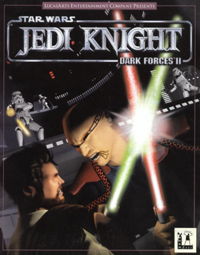 Star Wars Jedi Knight : Dark Forces II [PC Code - Steam]