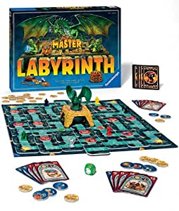 Ravensburger - Master Labyrinth - Board Game