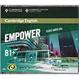 Cambridge English Empower for Spanish Speakers B1+ Class Audio CDs (4)