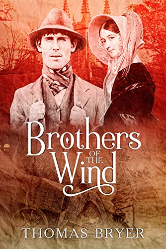 Front cover for the book Brothers Of The Wind: The Saga Of A Gypsy Family by Thomas Bryer