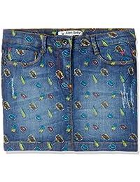Allen Solly Junior Girls' Cotton Skirt