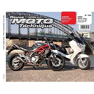 Rmt 156.2 Honda 125 S-Wing + Suzuki Sfv650 Gladius