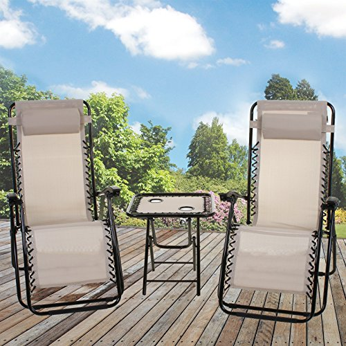 marko-outdoor-zero-gravity-textoline-sun-lounger-set-steel-frame-reclining-chairs-table-garden-cream