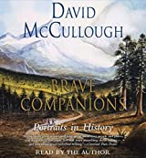 Brave Companions by David McCullough (2015-09-29)