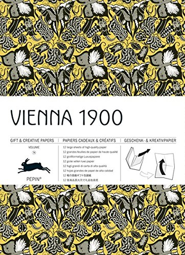 Vienna 1900: Gift & Creative Paper Book Vol. 74 (Gift & Creative Papers Vol 74)