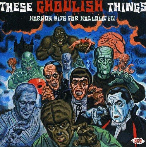 s: Horror Hits for Hallowe'en (Halloween Horror Music)