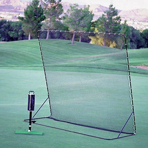 Heater Sports Perfekt Swing Home Driving Range (Golf Net, Golf Fußmatte, Shag Tasche, Abschlag Maschine)