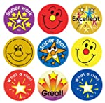 Sticker Solutions Stars and Smiles Re...