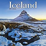 CALENDRIER 2020 ISLANDE - VOLCAN - TERRE INCONNUE - BEAUX PAYSAGES (av) + offert un agenda de poche 2020...