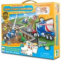 The Learning Journey Puzzle Doubles Create A Scene Construction