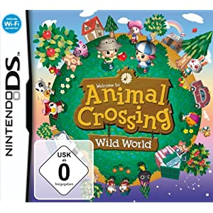 Animal Crossing – Wild World