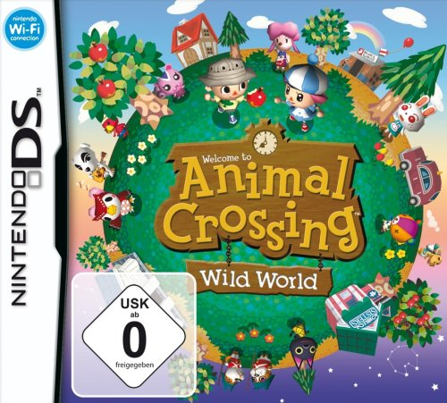 Animal Crossing - Wild World (Crossing 3ds Animal)