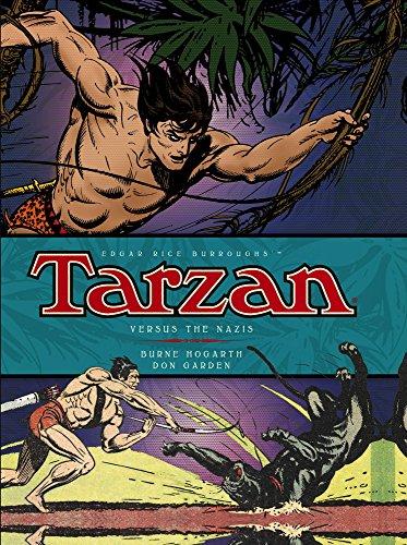 Tarzan: Versus the Nazis por Don Garden