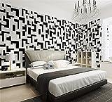 FLYRCX 3D-minimalistischen sofa Persönlichkeit Wohnzimmer Restaurant Hintergrund Tapete 0,53*10 m, F