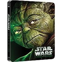 Star Wars II: El Ataque De Los Clones - Edición Metálica