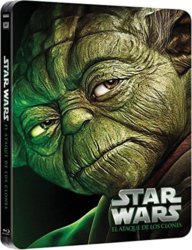 Star Wars II: El Ataque De Los Clones -...