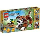 Lego Creator - 31044 - Les Animaux Du Parc