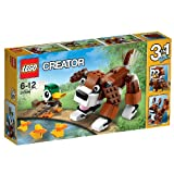 #7: Lego Park Animals, Multi Color