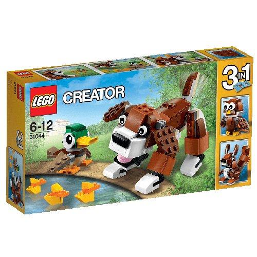 LEGO - ANIMALES DEL PARQUE  MULTICOLOR (31044)