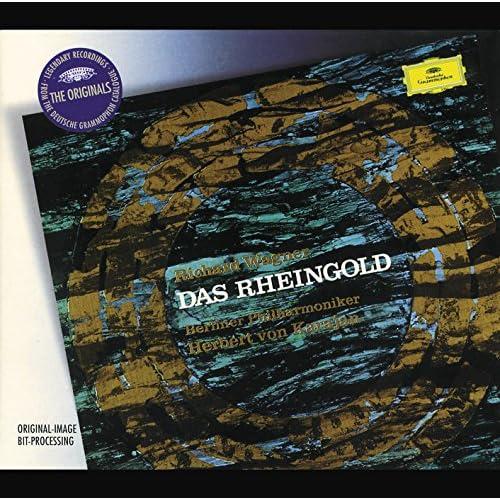 """Wagner: Das Rheingold, WWV 86A / Vierte Szene - """"Halt, du Gieriger! Gönne mir auch was!"""""""