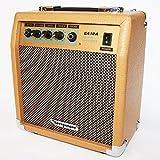 Ergonomique rystone 0754235506232Amplificateur Guitare 15W (Marron)
