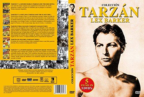coleccion-tarzan-de-lex-baxter-4-dvds