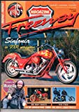 Freeway Magazine 15 Giugno 1995 Meeting Harley Davidson - Race Dragger - FXR Hamster