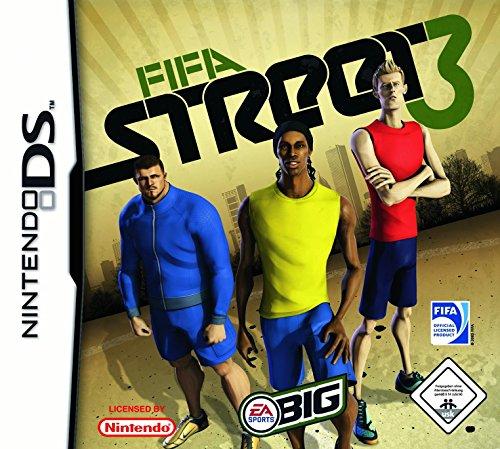 Electronic Arts FIFA Street 3 - Juego (Nintendo DS, Deportes, DEU)