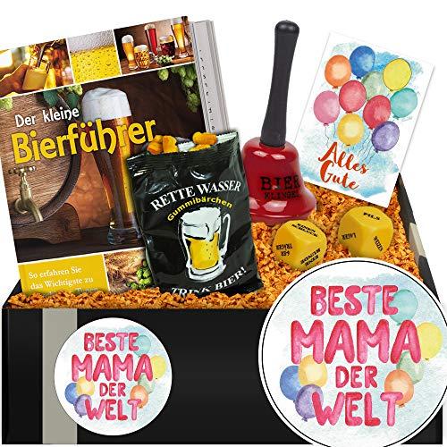 (Beste Mama | Geschenk Box Bierfreuden | Geschenk für Mama 60)