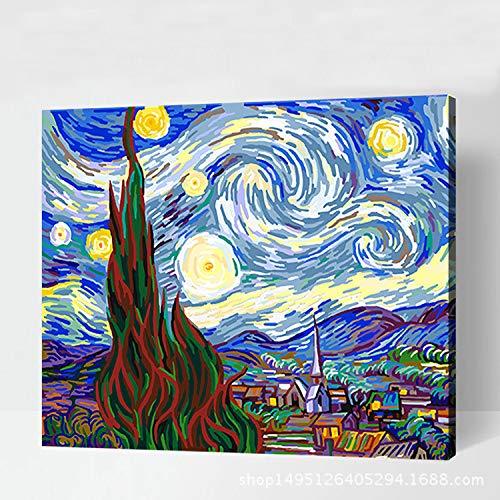 mmwin Büro Wohnzimmer Schlafzimmer malerei Landschaft Blume Tier ölgemälde dekorative malerei Venedig ZZ 60 * 75 cm